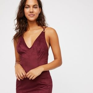Free People Running Wild Bodycon Dress - MSRP $88